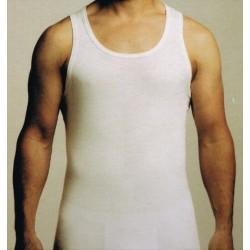 Claudio undertrøje med stropper - Hvid
