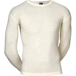 Jbs Uld langærmet t-shirt - Natur