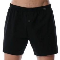 Schiesser jersey boxershorts - Sorte