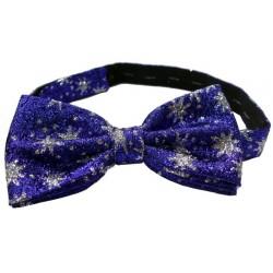 Glimmer butterfly - Blå stjerner
