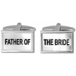 Dalaco manchetknapper - Father of the bride
