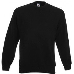 Fruit of the loom sweatshirt - Sort