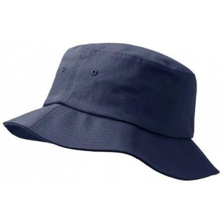 Blå bøllehat