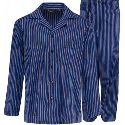 Ambassador Pyjamas - Blåstribet