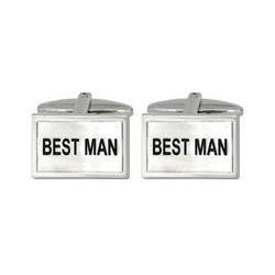 Dalaco manchetknapper - Best man