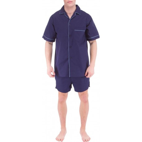 Ambassador pyjamas - Marineblå