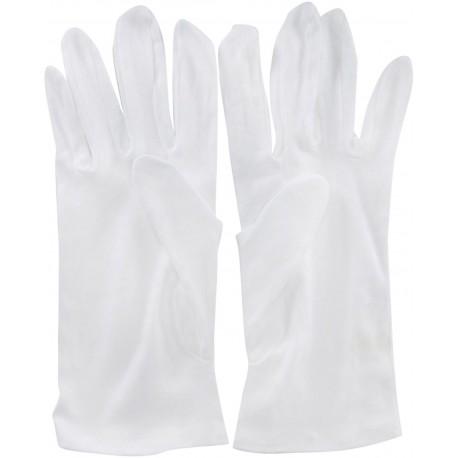 Hvide handsker