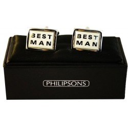 Philipsons manchetknapper - Best man