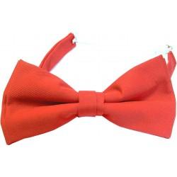 Rød butterfly med elastik