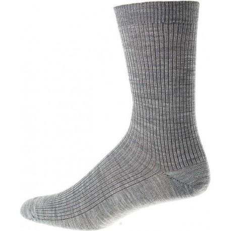 Kt Strømpen - Sokker uden elastik - Grå
