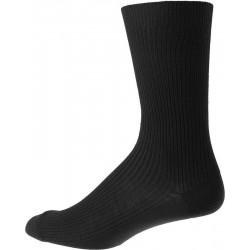 Kt Strømpen - Sokker uden elastik - Sorte