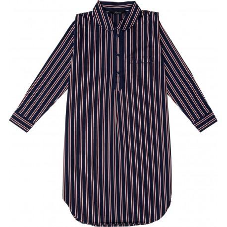 lang natskjorte til mænd fra Ambassador
