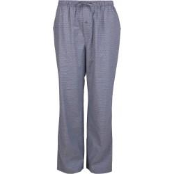 Schiesser pyjamas bukser - gråmønstrede