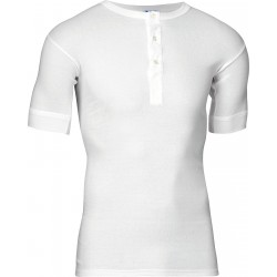 Weiß JBS Original-Opa Unterhemd