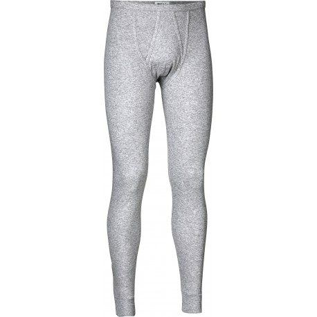 Grau JBS Original Unterhose mit langen Beinen
