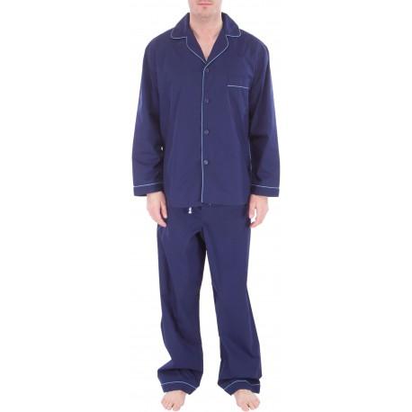 Ambassador pyjamas - Mellemblå