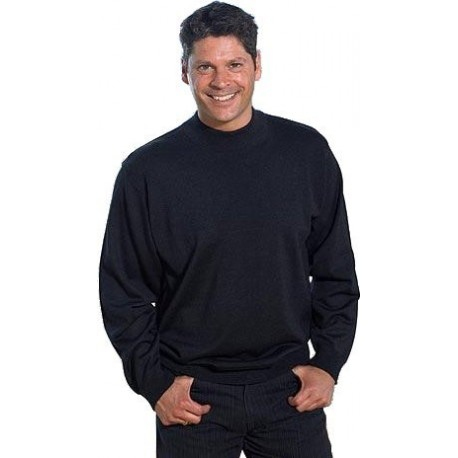 Elkjær pullover - Marineblå