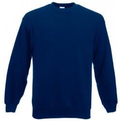 Marineblau Herren Sweatshirt