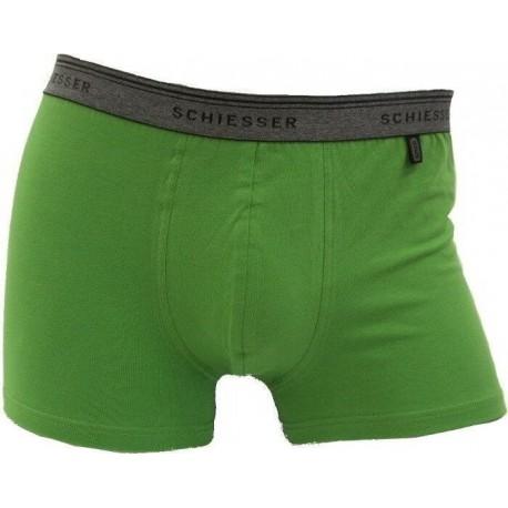 Schiesser shorts - Grønne