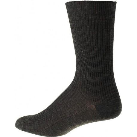 Kt Strømpen - Uden elastik - Koksgrå