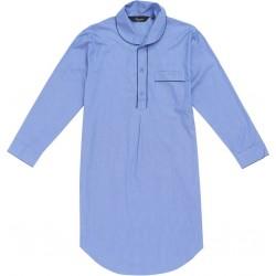 Ambassador natskjorte -Stribet