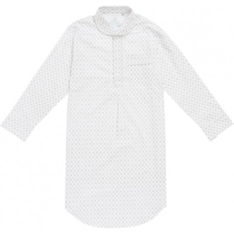 Ambassador natskjorte - Mønstret