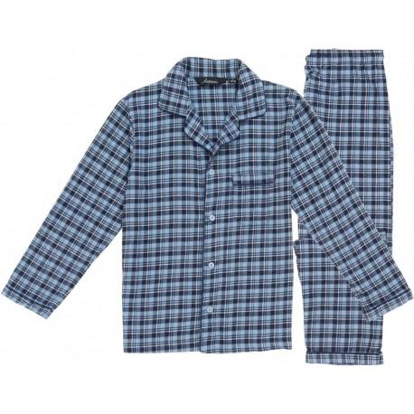 Ambassador flonnels pyjamas - Blåternet