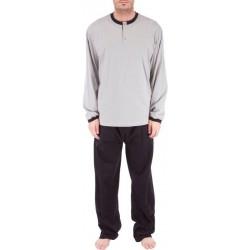 Ambassador jersey pyjamas - blå