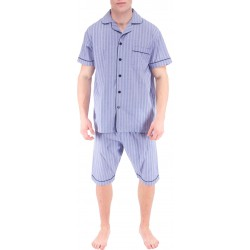 Ambassador pyjamas - Mørkeblå