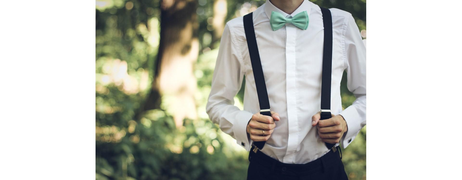 Guide: Find rundt i vores mange seler til mænd